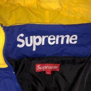Superem jacket